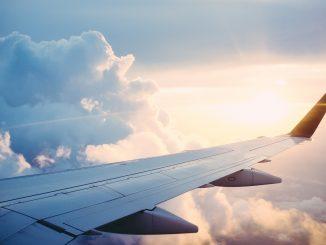 In aereo a Santiago de Compostela
