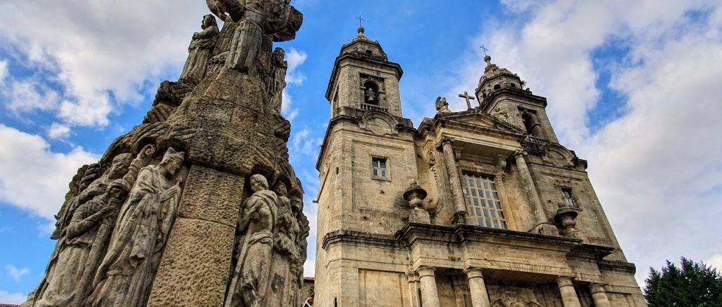 La presenza di San Francesco nella città di Santiago de Compostela