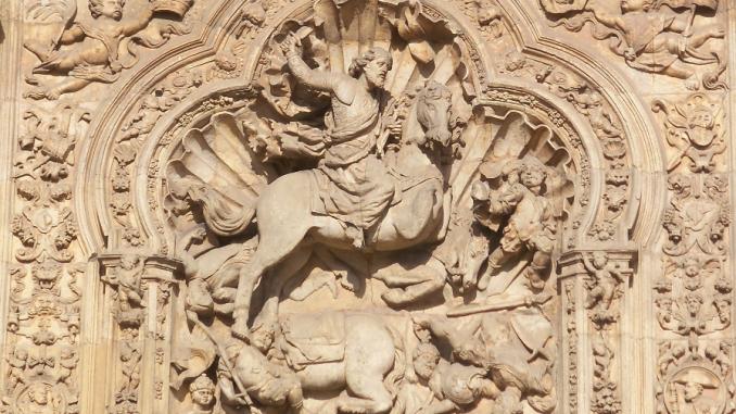 Santiago de Compostela - Matamoros