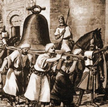 Le leggendarie campane di Santiago de Compostela